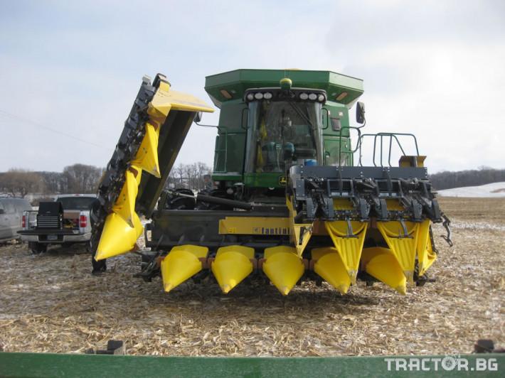 Хедери за жътва Хедери за царевица FANTINI 0 - Трактор БГ