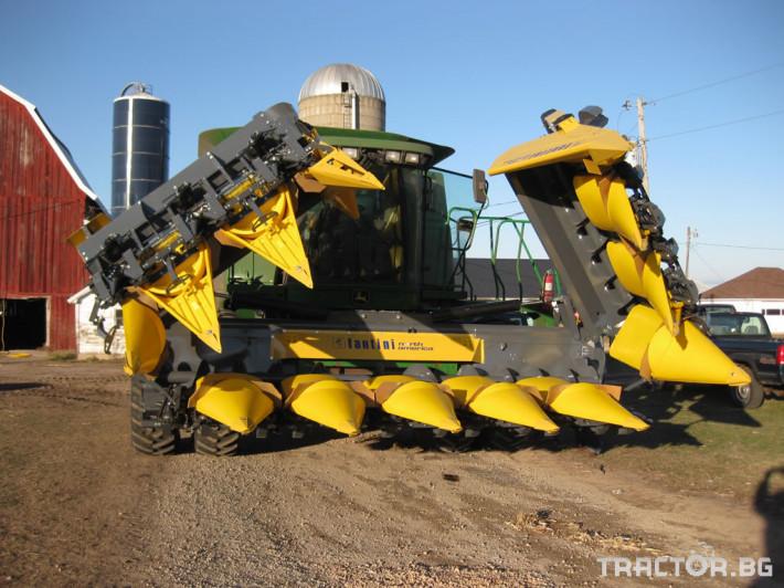 Хедери за жътва Хедери за царевица FANTINI 1 - Трактор БГ