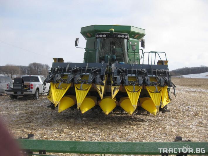 Хедери за жътва Хедери за царевица FANTINI 2 - Трактор БГ