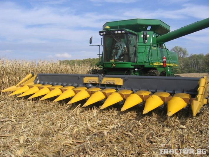 Хедери за жътва Хедери за царевица FANTINI 3 - Трактор БГ