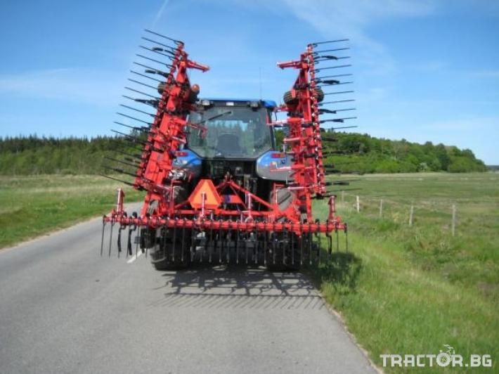 Култиватори Култиватор HE-VA Kulti - DAN -Дания 4 - Трактор БГ