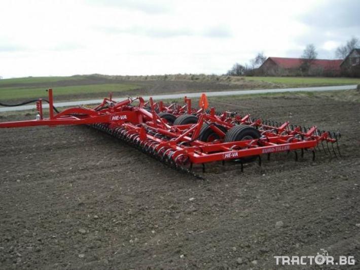 Култиватори Култиватор HE-VA EURO- Tiller - Дания 0 - Трактор БГ
