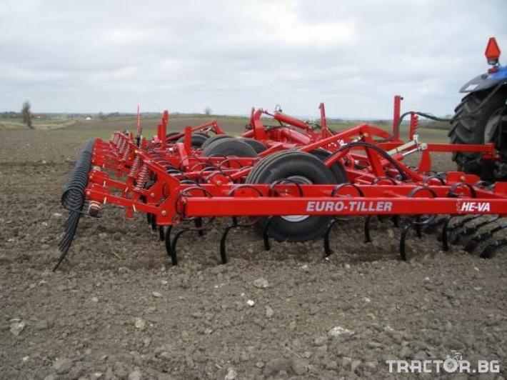 Култиватори Култиватор HE-VA EURO- Tiller - Дания 1 - Трактор БГ