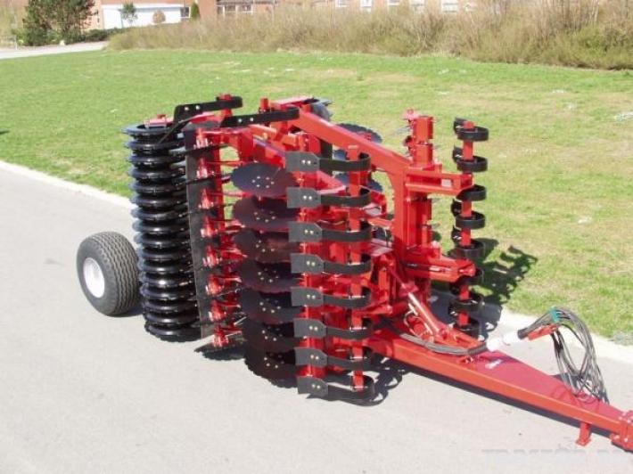 Брани He-Va Дискова брана HE-VA DISK-Roller-Дания 8 - Трактор БГ