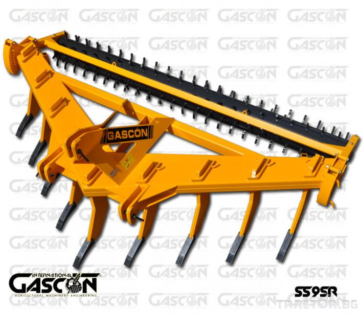 Продълбочители Продълбочител GASCON V-Type 0