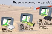 GPS навигация AgriCAD