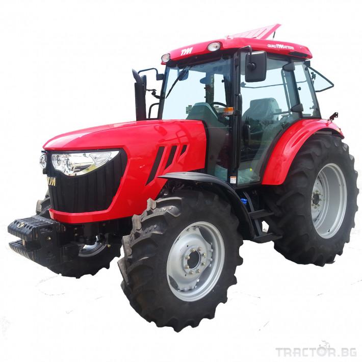 Трактори TYM 1054 -105 к.с. 14 - Трактор БГ
