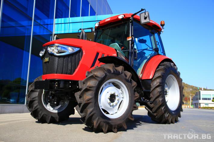 Трактори TYM 1054 -105 к.с. 1 - Трактор БГ