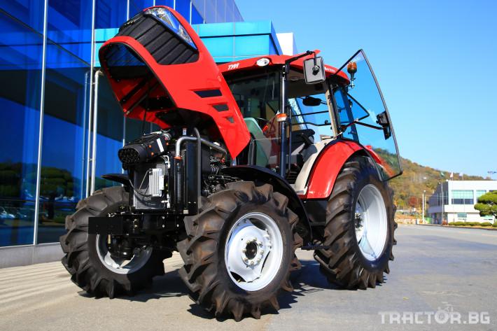 Трактори TYM 1054 -105 к.с. 2 - Трактор БГ
