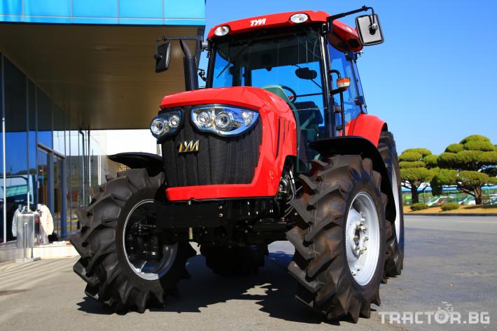 Трактори TYM 1054 -105 к.с. 15 - Трактор БГ
