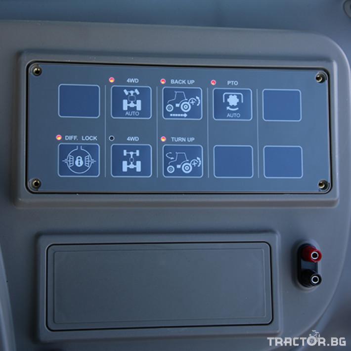 Трактори TYM 1054 -105 к.с. 9 - Трактор БГ