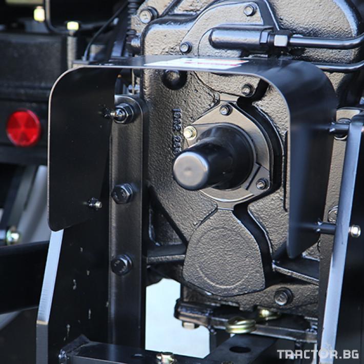 Трактори TYM 1054 -105 к.с. 10 - Трактор БГ
