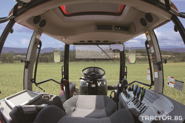 Трактори TYM 1054 -105 к.с. 3 - Трактор БГ