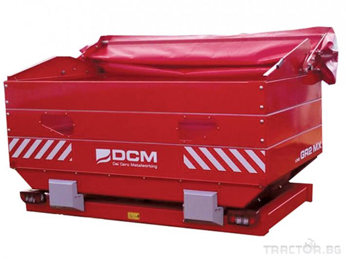 Торачки DCM - MX и MD - Италия 3