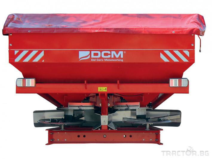 Торачки DCM - MX и MD - Италия 4