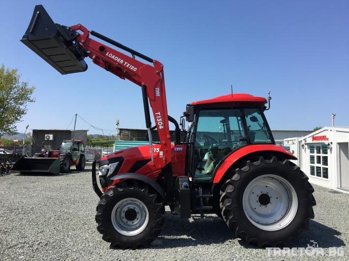 Трактори TYM 1204 SP 1
