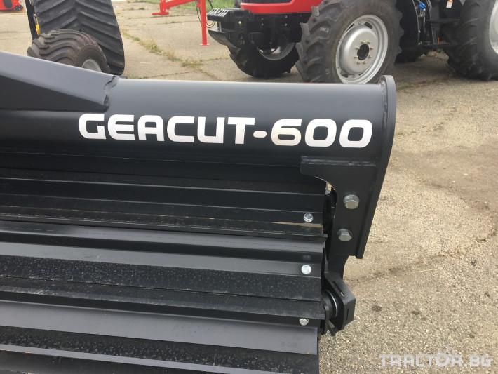 Други SACHO - Geacut 600 - сечка 2