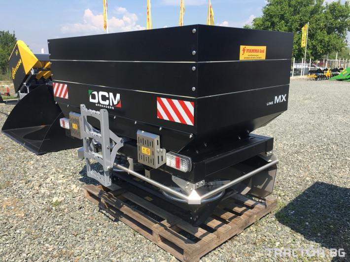 Торачки DCM Торачка - MX - Италия 1 - Трактор БГ