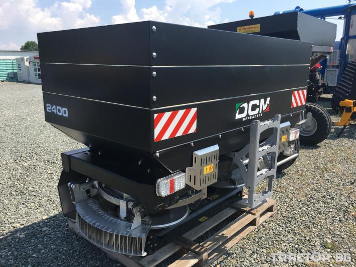 Торачки DCM Торачка - MX - Италия 2 - Трактор БГ