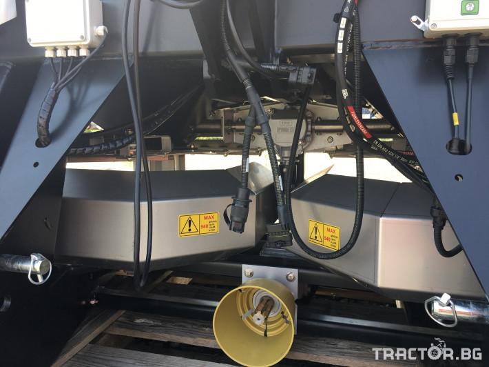 Торачки DCM Торачка - MX - Италия 9 - Трактор БГ