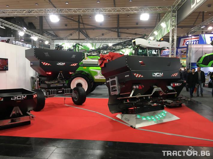 Торачки DCM Торачка - MX - Италия 11 - Трактор БГ