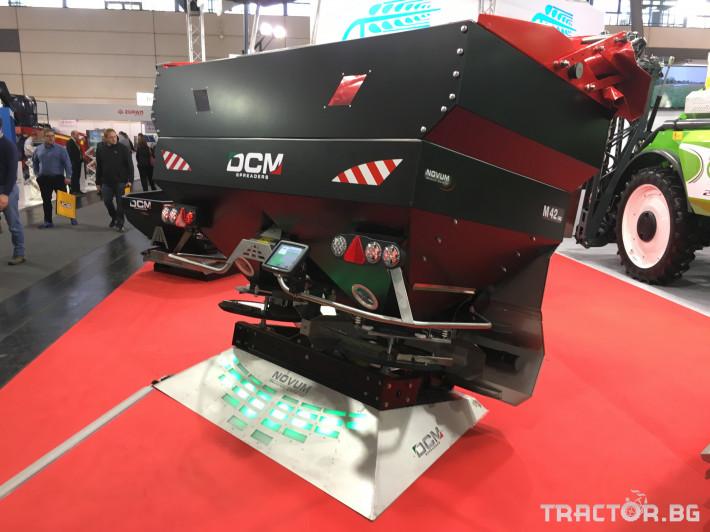 Торачки DCM Торачка - MX - Италия 12 - Трактор БГ