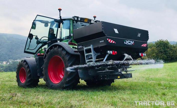 Торачки DCM Торачка - MX - Италия 0 - Трактор БГ