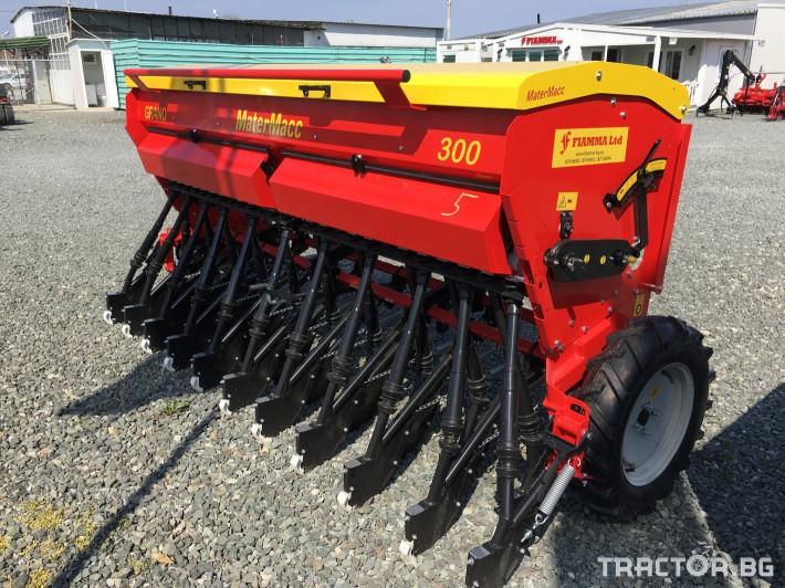 Сеялки Matermacc GRANO 300 0 - Трактор БГ