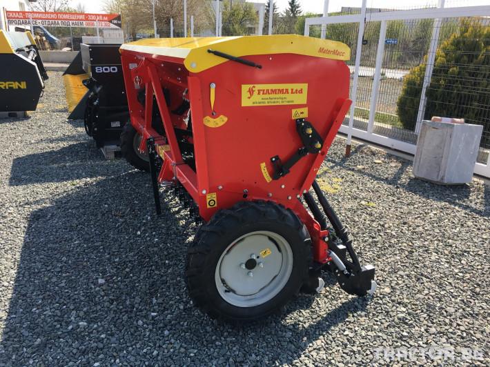Сеялки Matermacc GRANO 300 3 - Трактор БГ