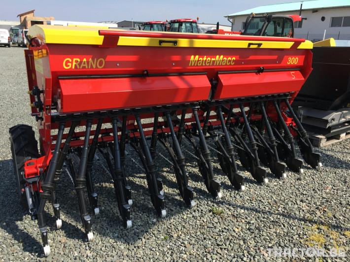 Сеялки Matermacc GRANO 300 4 - Трактор БГ