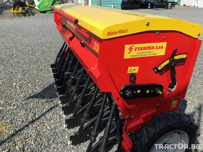 Сеялки Matermacc GRANO 300 6 - Трактор БГ