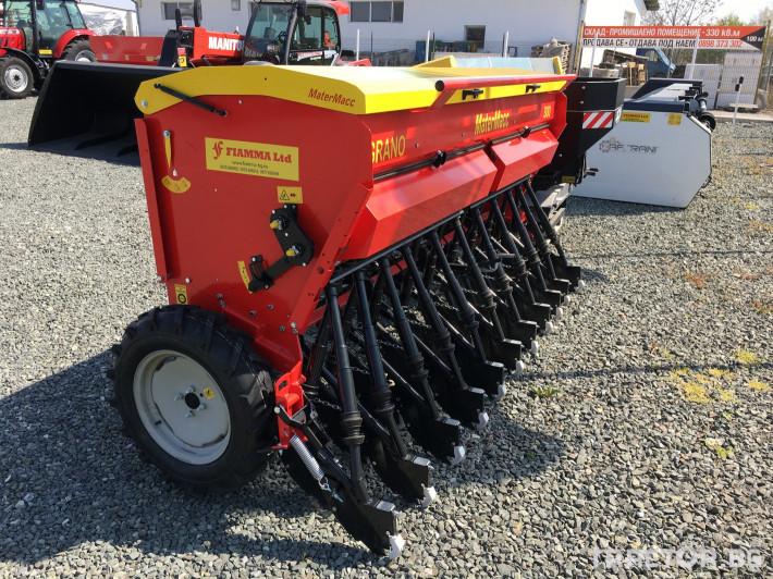 Сеялки Matermacc GRANO 300 7 - Трактор БГ