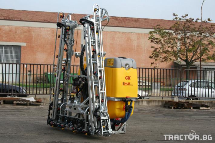 Пръскачки Moccia GK 1200 /18 3 - Трактор БГ