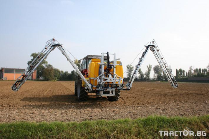 Пръскачки Moccia GK 1200 /18 5 - Трактор БГ