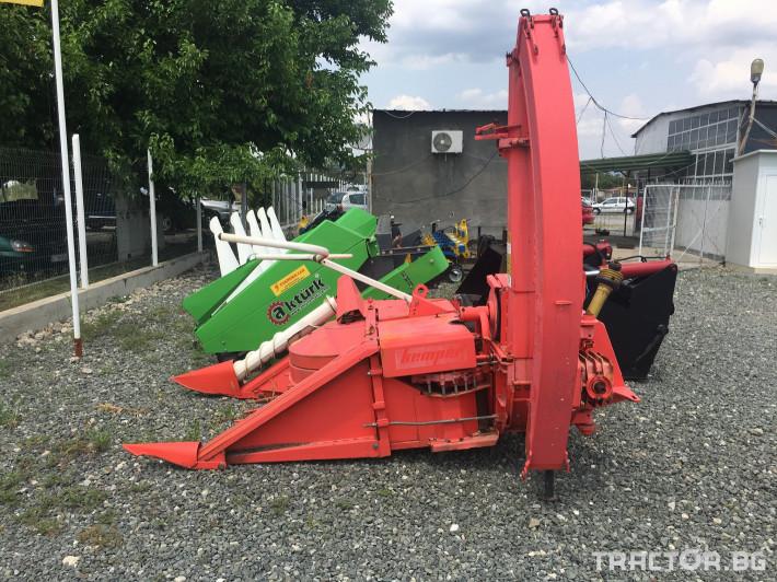 Машини за ферми Силажокомбайн Кемпер 1200 2