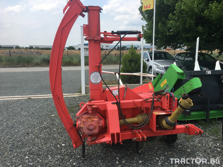 Машини за ферми Силажокомбайн Кемпер 1200 6