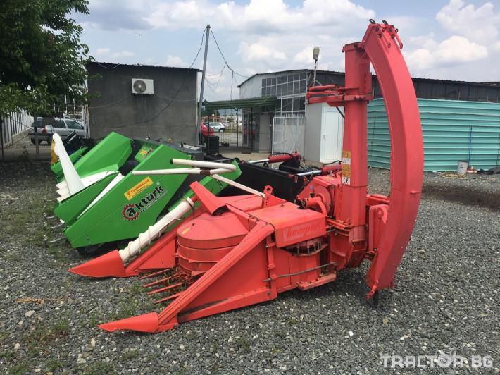 Машини за ферми Силажокомбайн Кемпер 1200 8