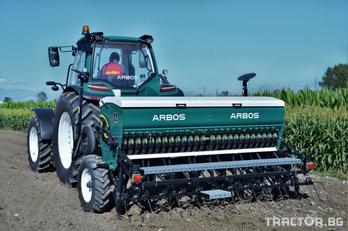 Сеялки Arbos MEK 400/33 3 - Трактор БГ