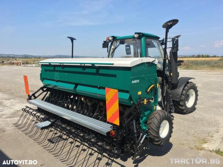 Сеялки Arbos MEK 400/33 14 - Трактор БГ
