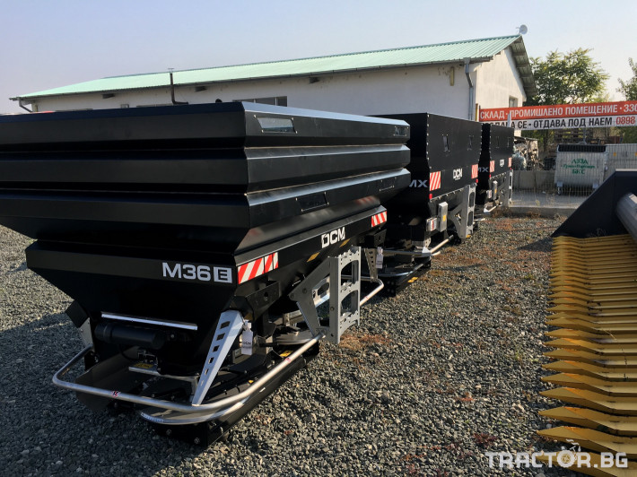 Торачки DCM Торачка модел MX 3000 4