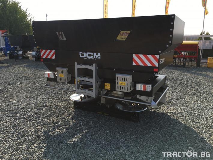 Торачки DCM Торачка модел MX 3000 8