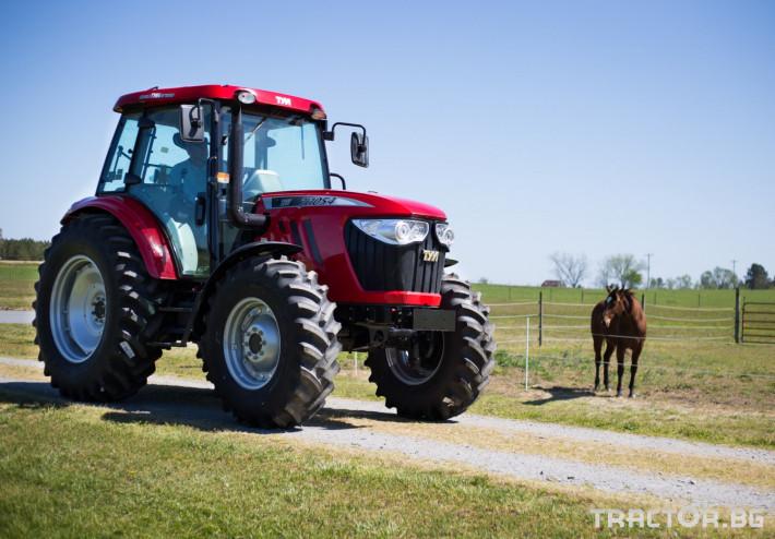 Трактори TYM 1054 -105 к.с. 0 - Трактор БГ