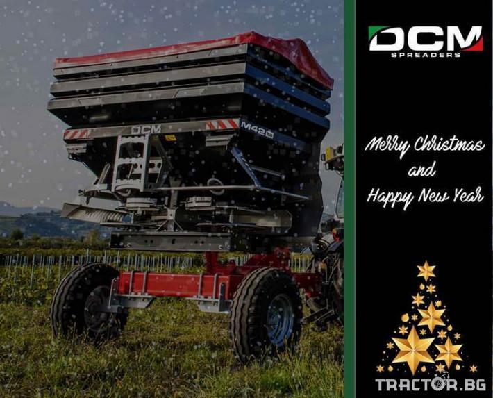 Торачки DCM Торачка - MX - Италия 13 - Трактор БГ