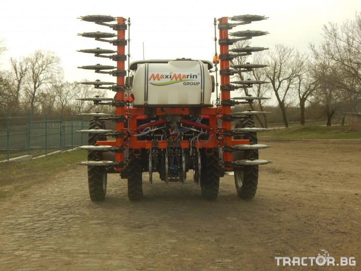 Торачки Инжектор за течна тор MaxiMARIN 1 - Трактор БГ