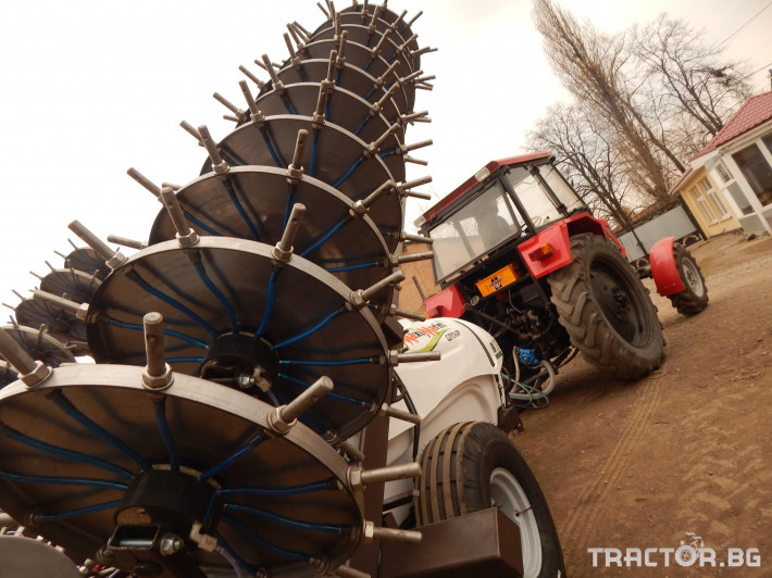 Торачки Инжектор за течна тор MaxiMARIN 4 - Трактор БГ