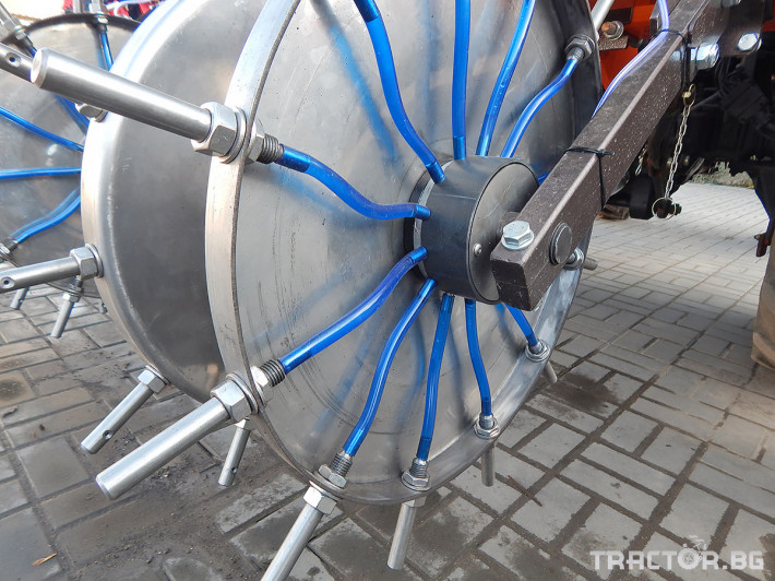Торачки Инжектор за течна тор MaxiMARIN 6 - Трактор БГ