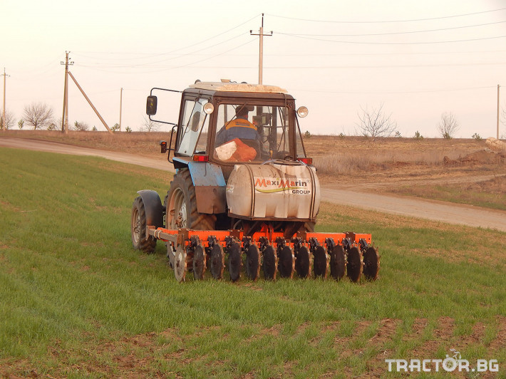 Торачки Инжектор за течна тор MaxiMARIN 9 - Трактор БГ
