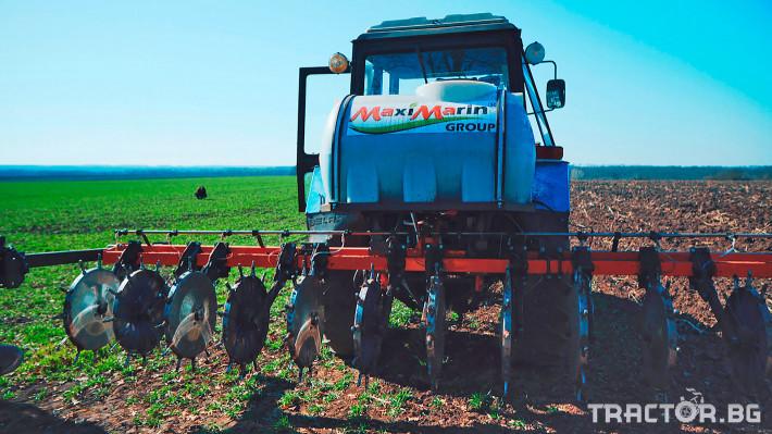 Торачки Инжектор за течна тор MaxiMARIN 10 - Трактор БГ