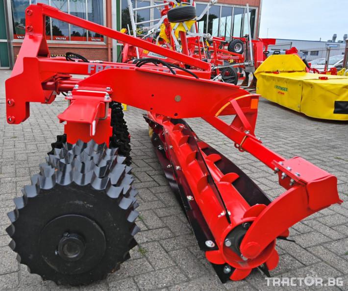 Мулчери Валяк с надробител HE-VA Top-Cutter -Дания 7 - Трактор БГ