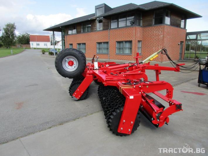 Мулчери Валяк с надробител HE-VA Top-Cutter -Дания 9 - Трактор БГ
